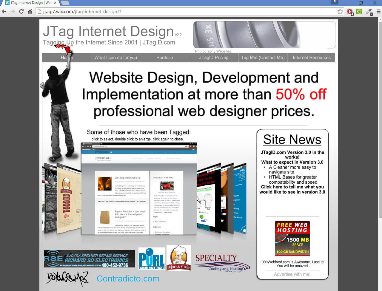 JTag Internet Design | Developed by JTag Internet Design