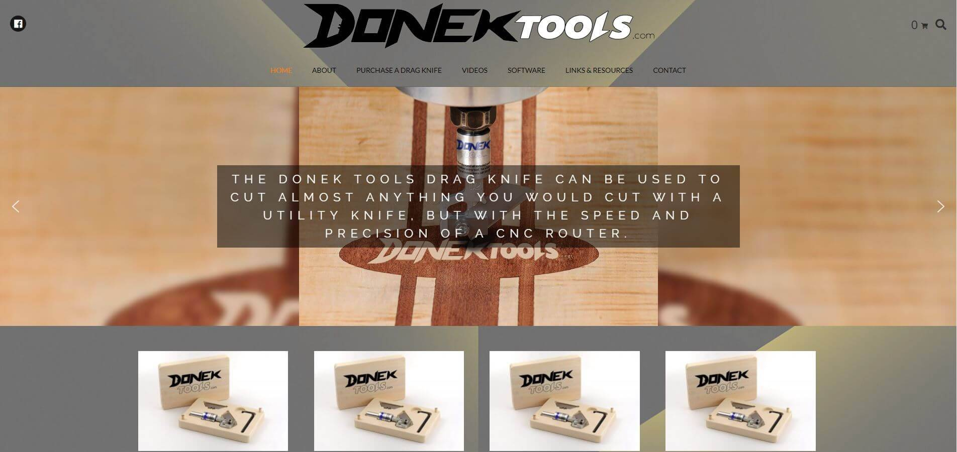 Donek Tools | Developed by JTag Internet Design