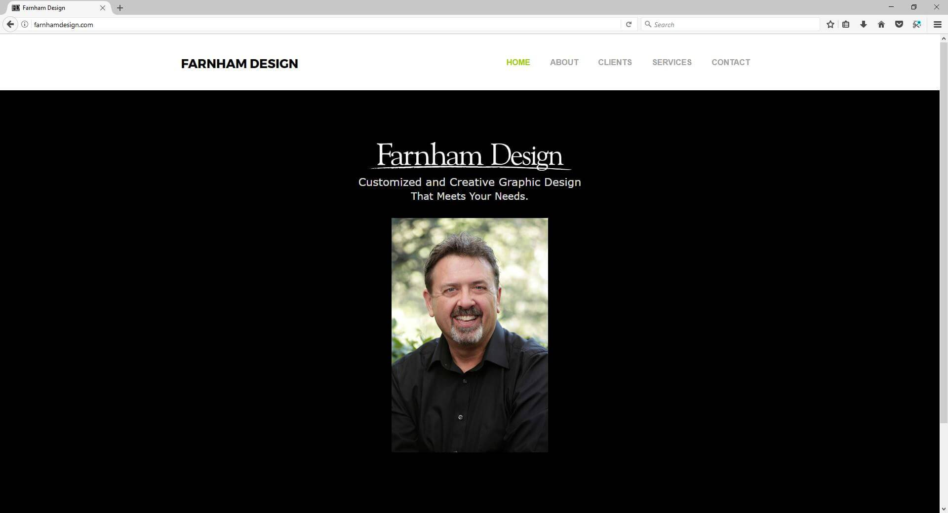 Farnham Design - farnhamdesign.com | Developed by JTag Internet Design